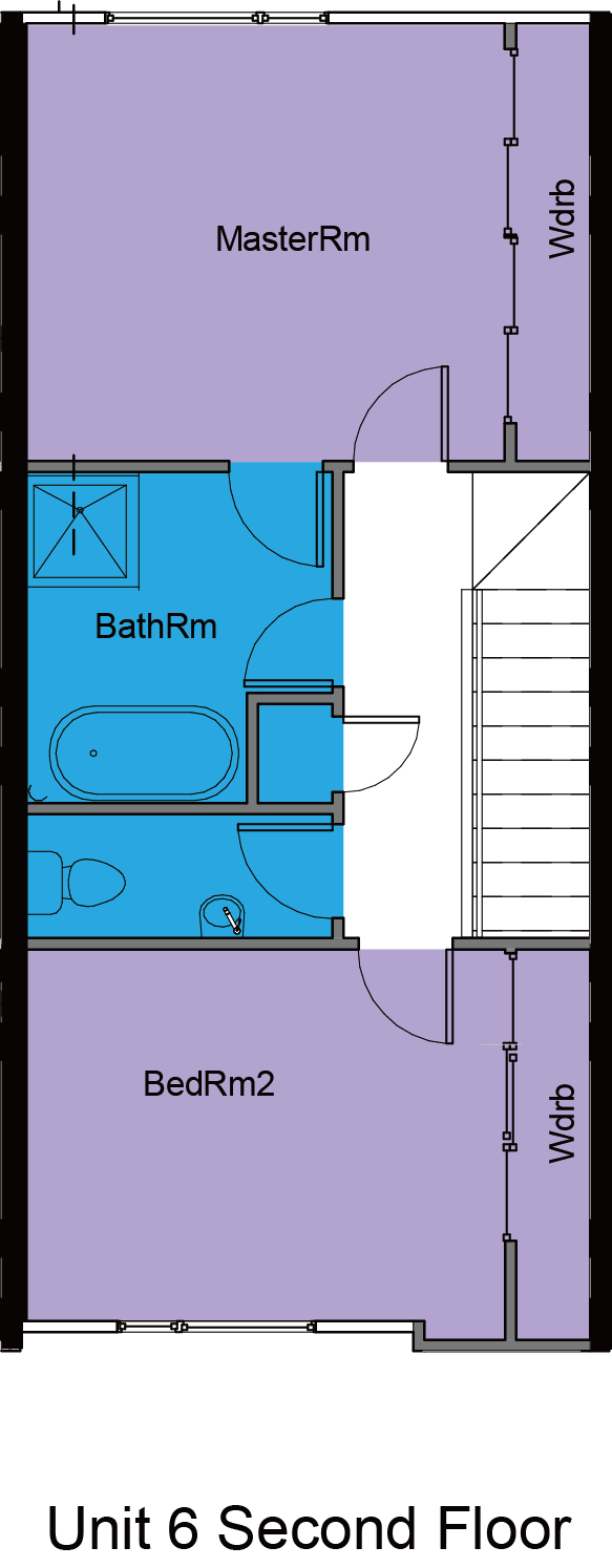 Norx, Albany, 5 Kerekia Unit 6, 02 Second Floor