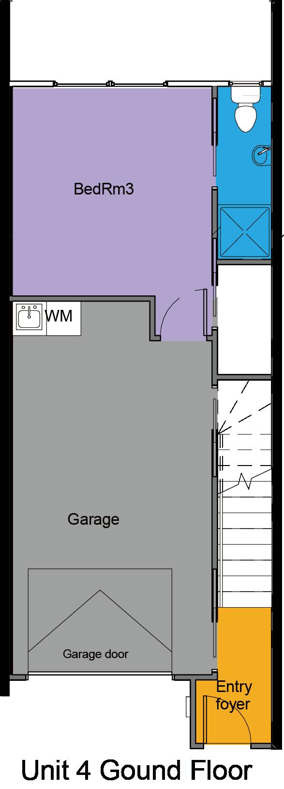 Norx, Albany, 5 Kerekia Unit 4, 01 Gound Floor 01
