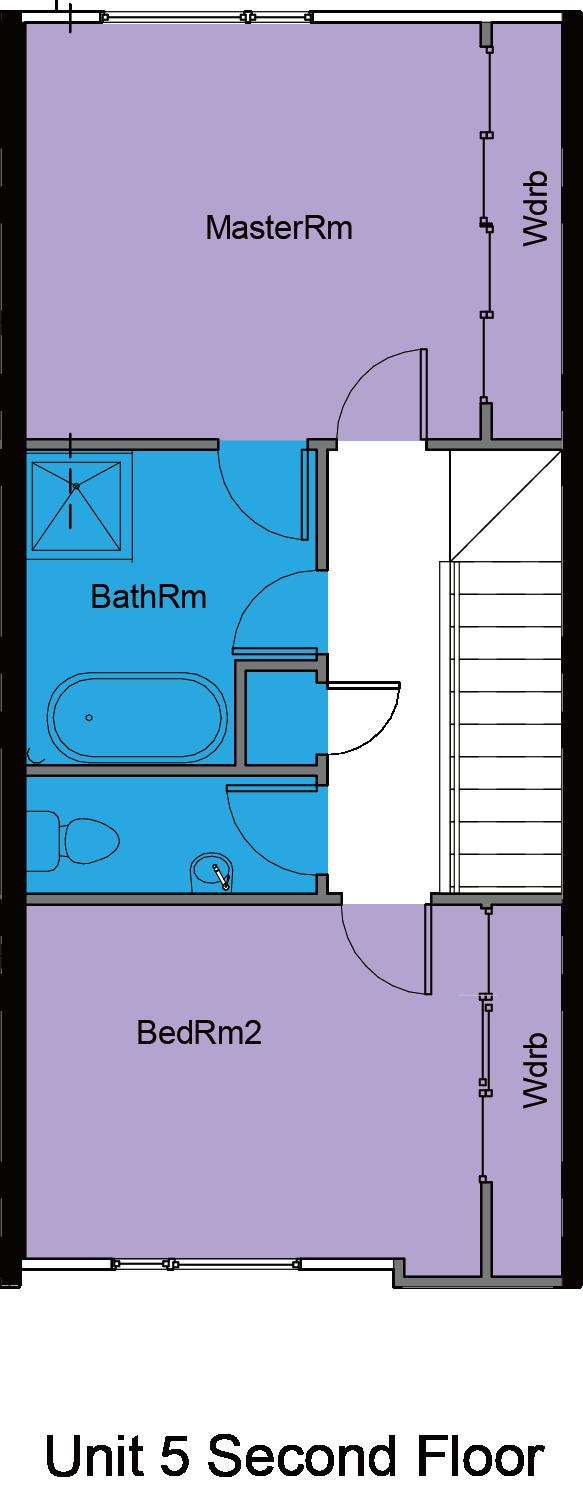 Norx, Albany, 5 Kerekia Unit 5, 03 Second Floor