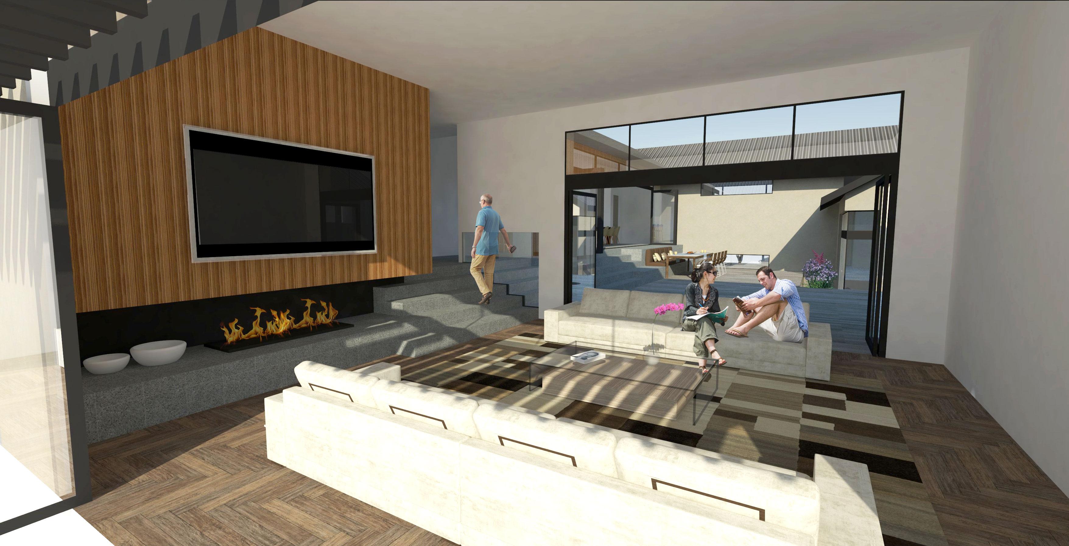 Norx, Lot 28, 17 Tau Rd, Flat Bush, 3D Render3